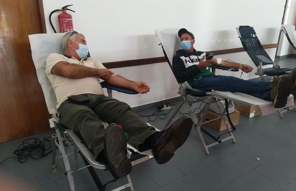 Portalegre | Doação de sangue em Vale de Cavalos