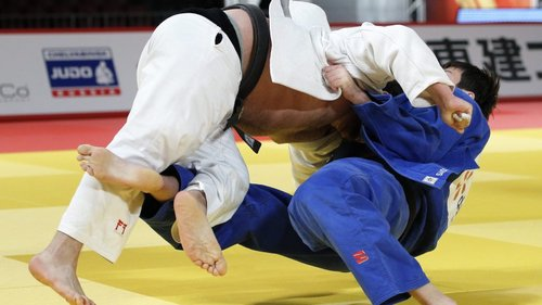 Jorge Fonseca conquista medalha de bronze nos -100 kg nos Europeus de Judo