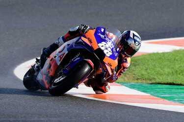 Sexto lugar de Miguel Oliveira não impediu Joan Mir de se sagrar campeão mundial de MotoGP
