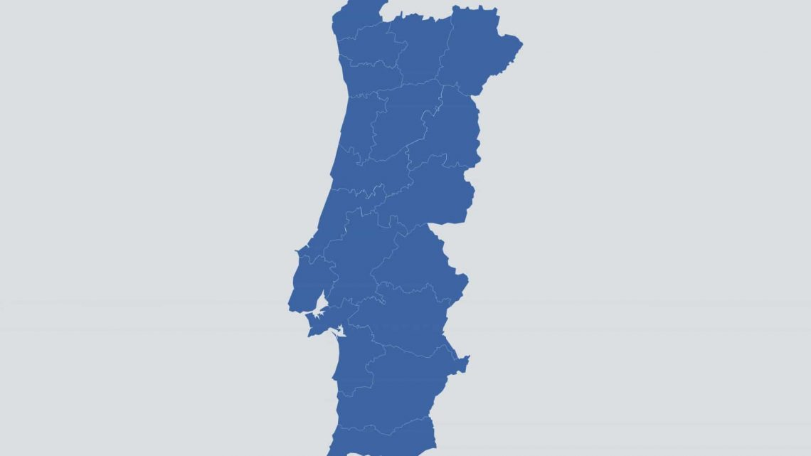 A partir de hoje o recolher obrigatório estende-se a 191 concelhos de risco