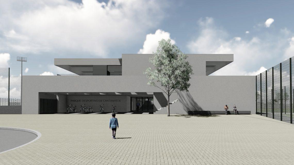 Preço base ascende a mais de três milhões de euros: Câmara Municipal avança com concurso público para conclusão do novo Parque Desportivo de Cantanhede