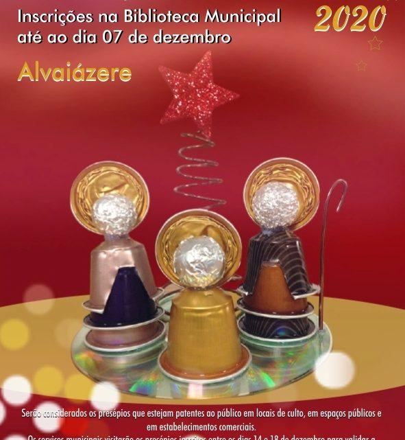 Alvaiázere   Presépios de Natal 2020