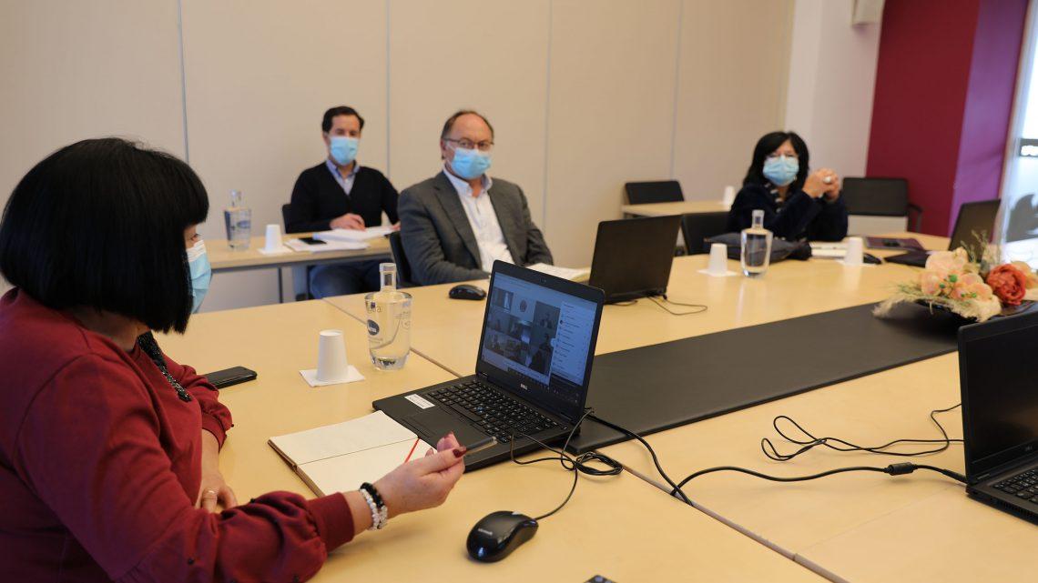 Município de Cantanhede preparado para cooperar na campanha de vacinação contra a covid-19