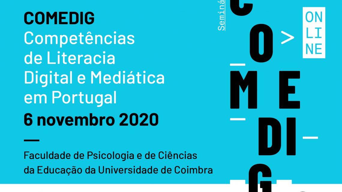 Competências de Literacia Digital e Mediática em Portugal em debate na UC