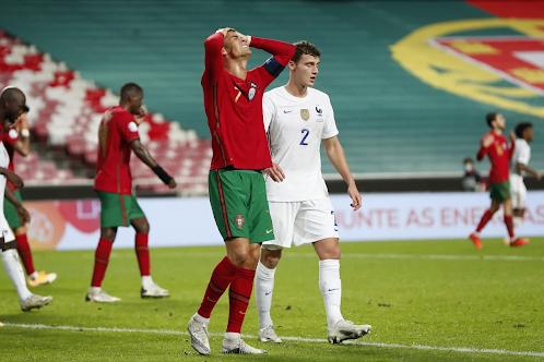 Portugal perde com a França e falha final four