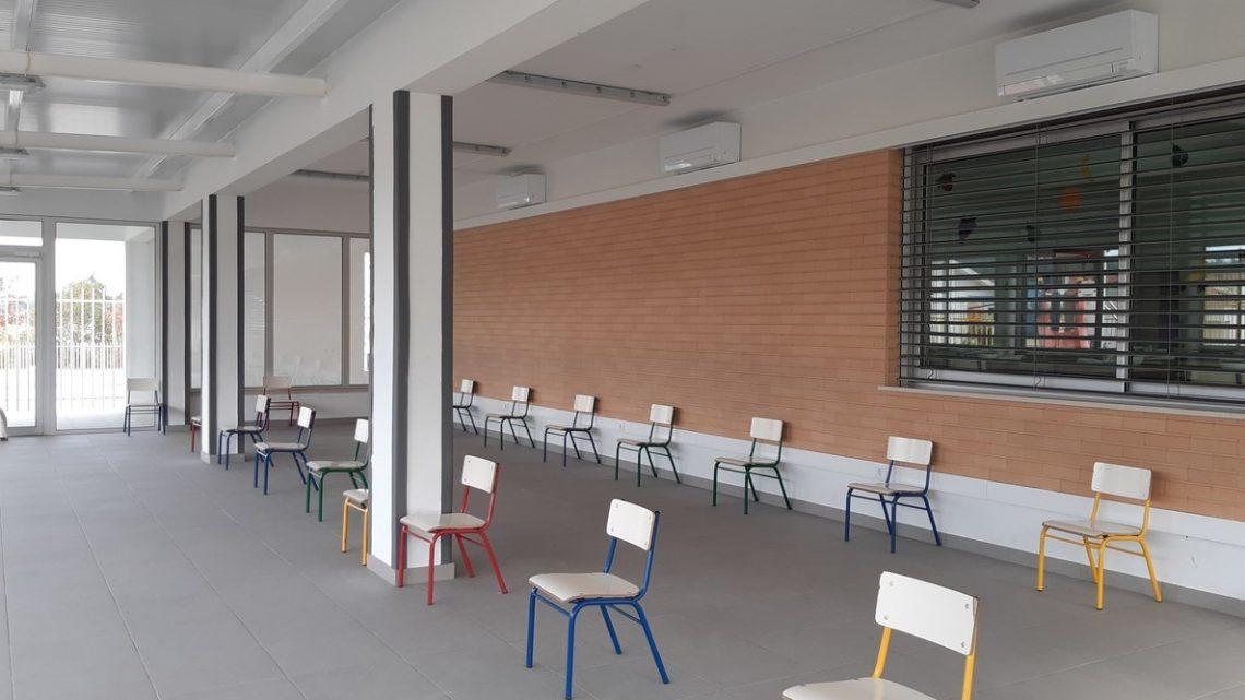 Escola Básica n.º 1 de Ansião ganhou um novo espaço
