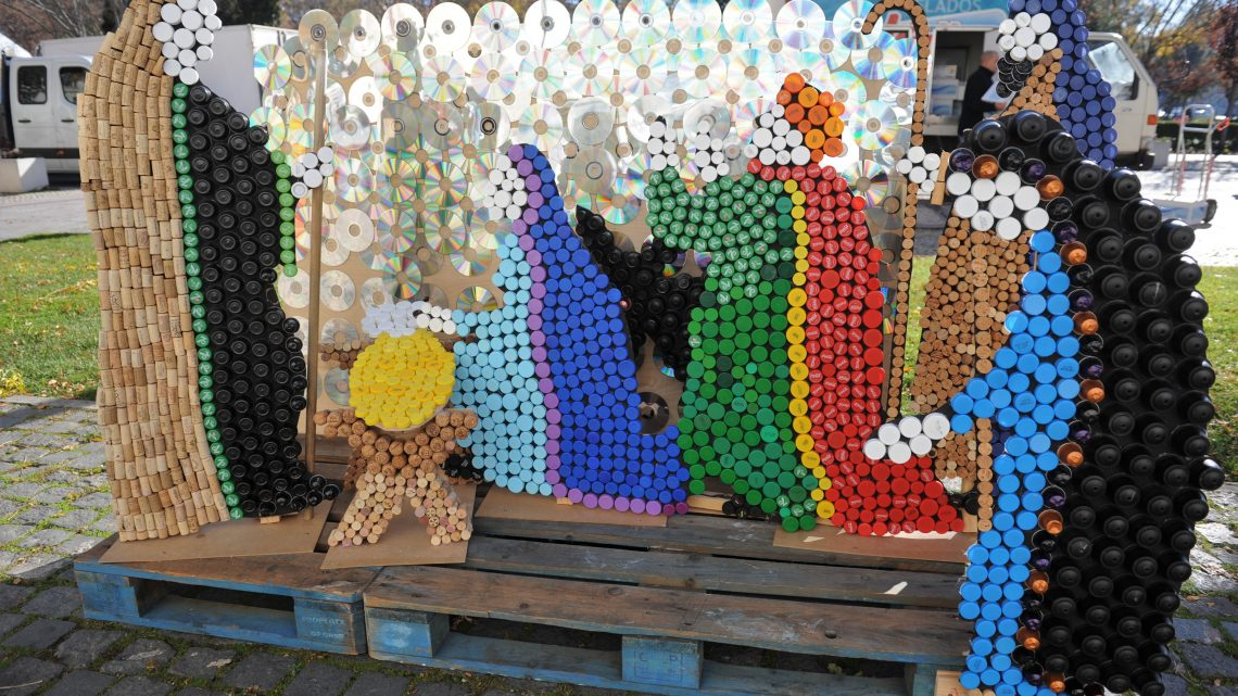 Mostra de Esculturas Incentiv'Arte anima ruas de Leiria