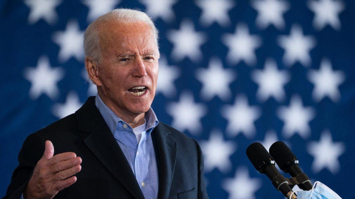 Biden nomeia equipa de comunicações composta totalmente por mulheres