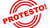 Protesto pela realização da brigada na Universidade de Aveiro