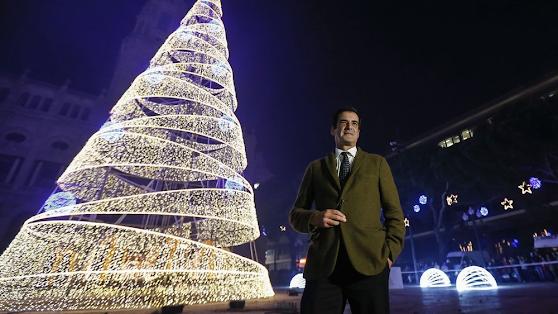 Porto não vai ter árvore de Natal nem fogo-de-artifício na passagem de ano