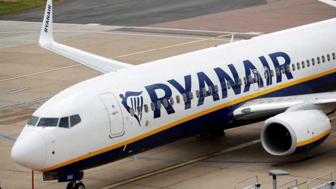 Ryanair diz que ajuda estatal à TAP torna-a numa companhia áerea preguiçosa