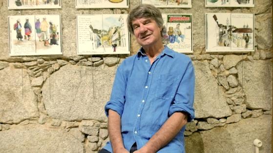 Morreu Eduardo Salavisa, desenhador e um dos fundadores dos Urban Sketchers