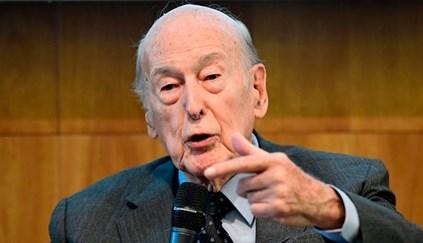 Morreu o antigo Presidente francês Valéry Giscard d'Estaing