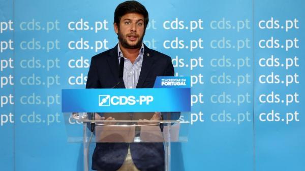 CDS-PP vai apoiar Marcelo Rebelo de Sousa
