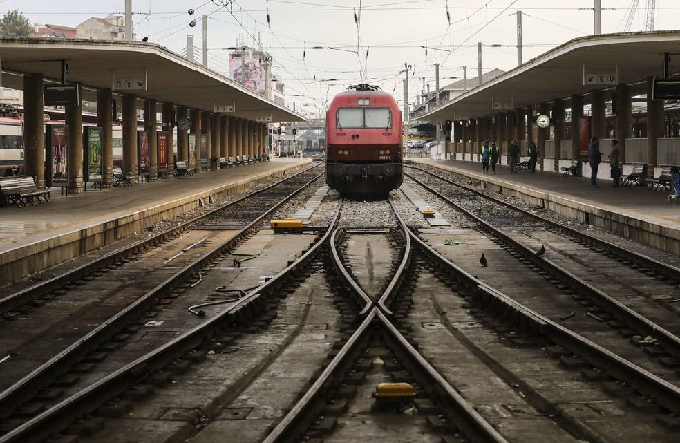 CP suprime vários comboios entre 24 e 26 de dezembro