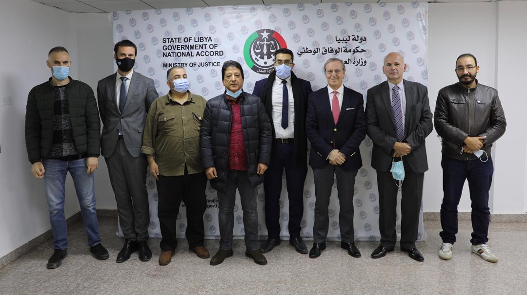 Perito da UC participa na elaboração de plano estratégico para os serviços médico-legais e forenses da Líbia