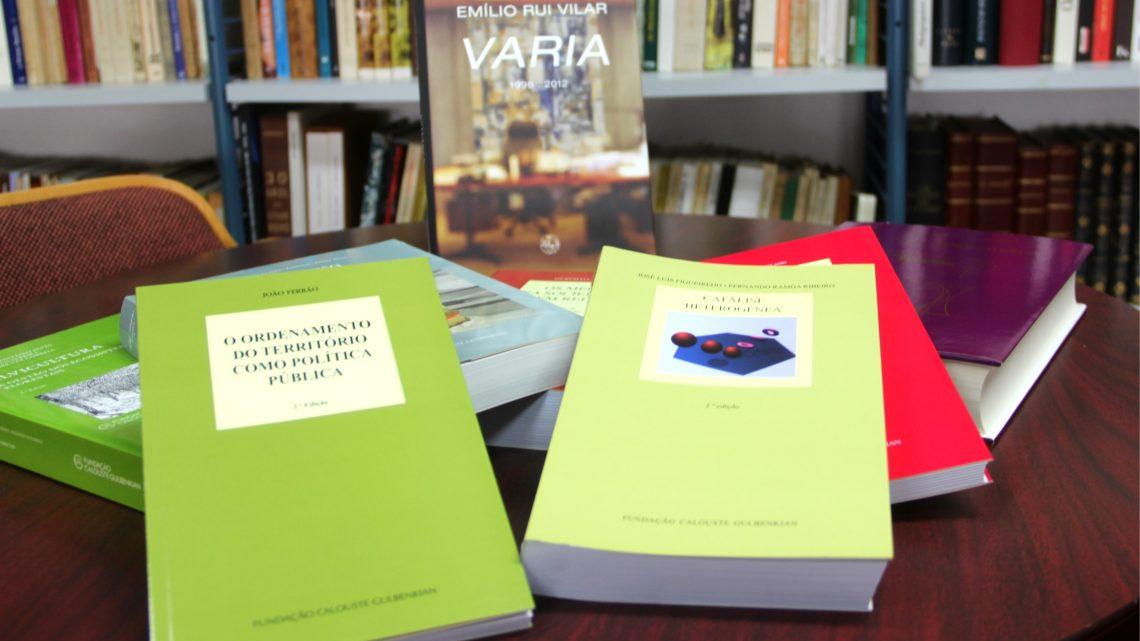 Proença-a-Nova | Fundação Calouste Gulbenkian oferece livros à Biblioteca Municipal