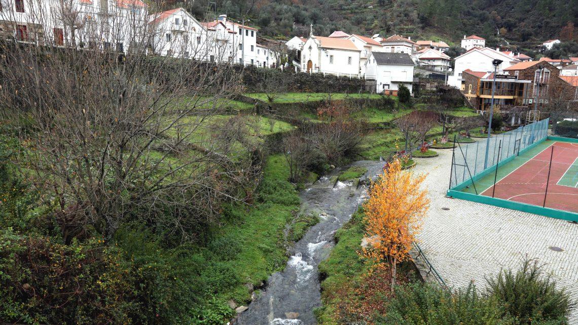 Manteigas   Obra concluída: Melhoramento da rede de saneamento em Sameiro