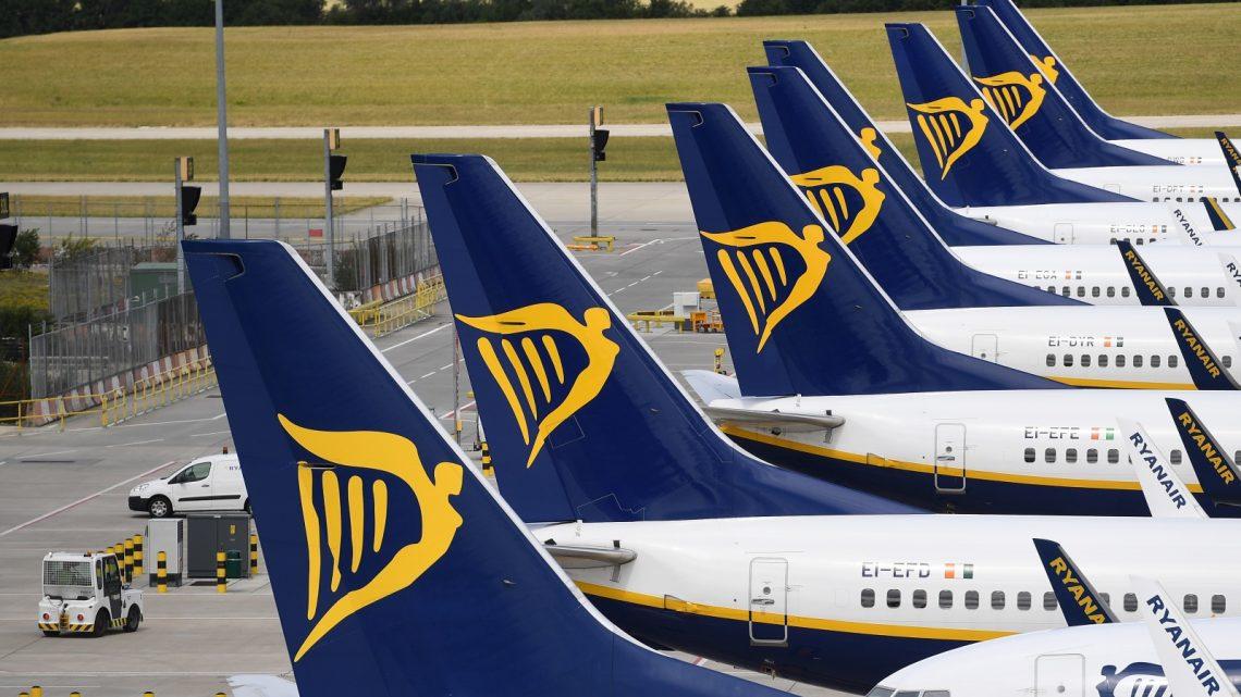"""Ryanair """"não pode excluir"""" mais despedimentos mas quer proteger os empregos em Portugal"""