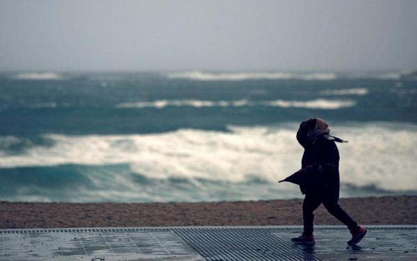 Alerta: Precipitação, neve, vento e agitação marítima