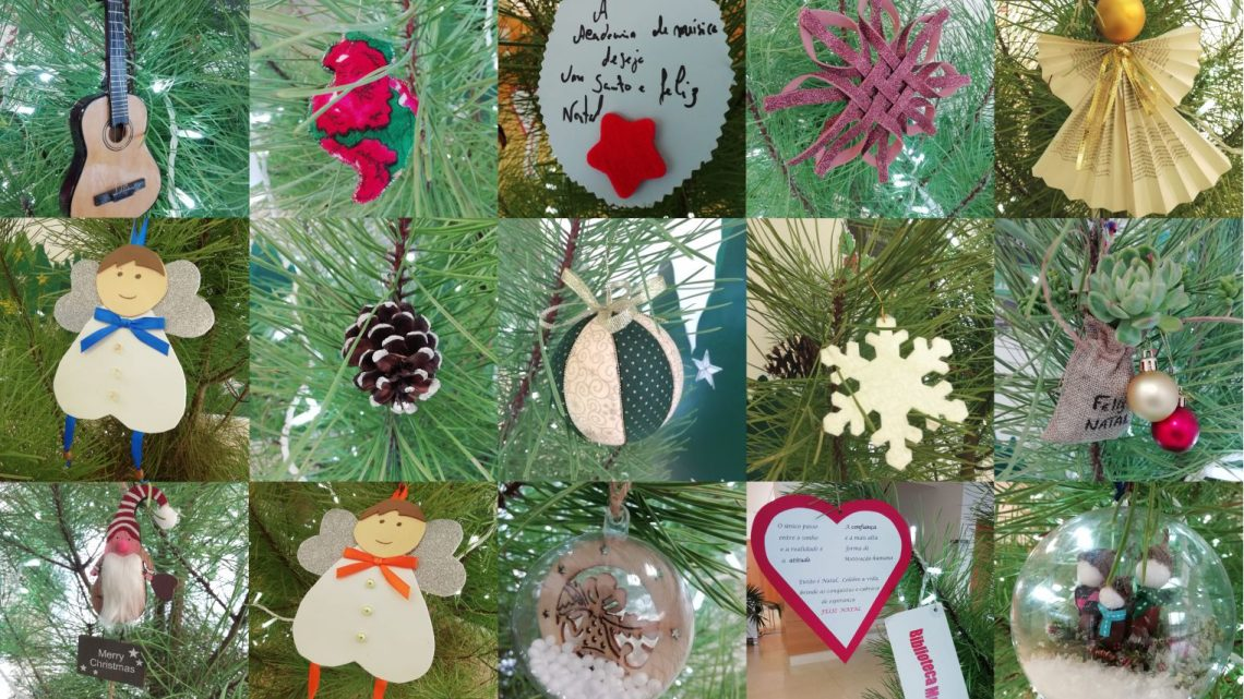 Proença-a-Nova   Árvore de Natal dos Paços do Concelho é projeto partilhado