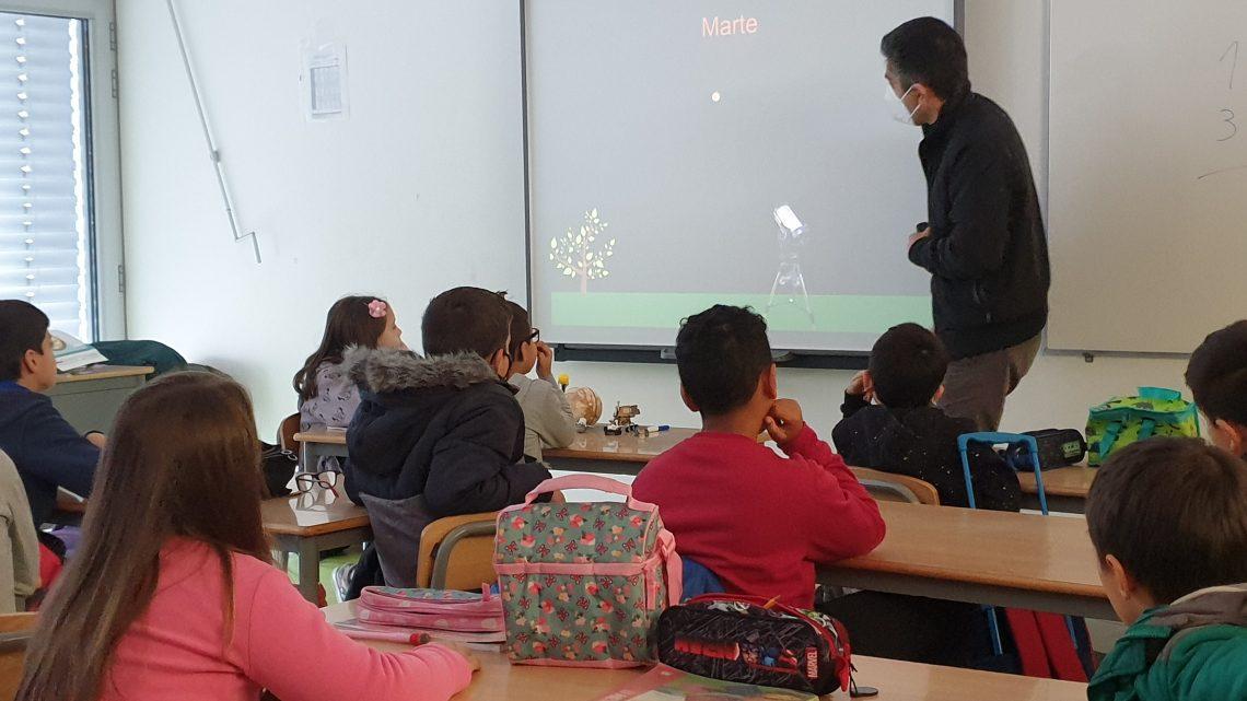 Águeda   Iniciativa leva a Astronomia às escolas do concelho