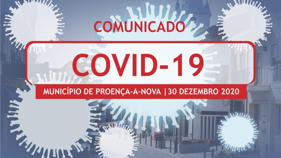 Proença-a-Nova | Concelho regista quatro casos ativos de COVID-19
