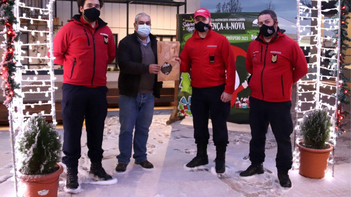 Proença-a-Nova | Filhó Solidária entrega 1.425 € aos Bombeiros Voluntários de Proença-a-Nova