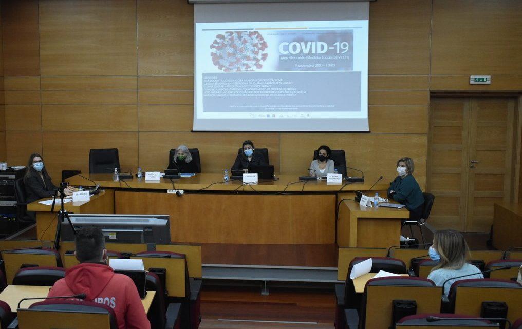 Ansião | Medidas Locais Covid-19 debatidas em mesa redonda
