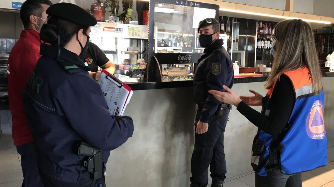 Ansião | Proteção Civil Municipal promoveu campanha de sensibilização