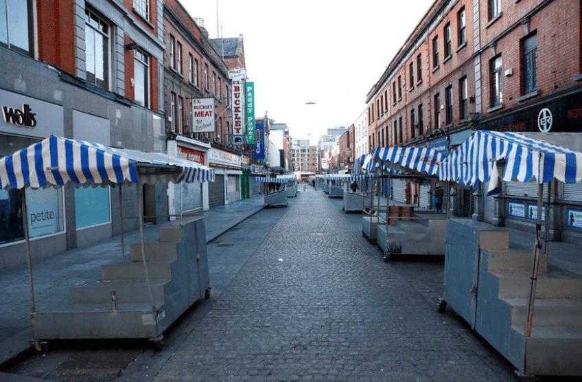 Irlanda repõe confinamento geral a partir do Natal e até 12 de janeiro