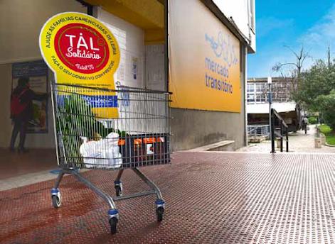 Leiria | TAL + Solidário ajuda IPSS do Concelho