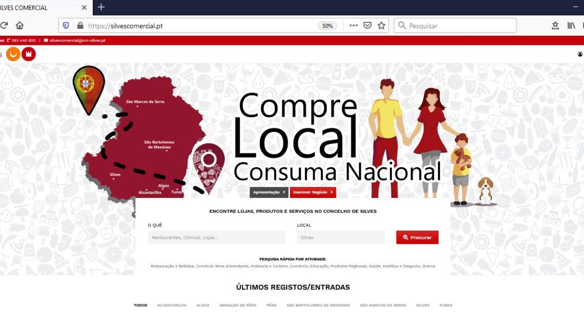 No âmbito do projeto Compre Local, Consuma Nacional