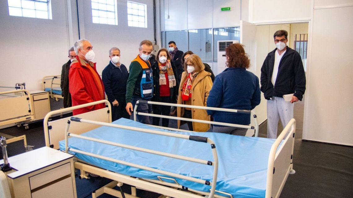 Évora | Câmara cria Equipamento Municipal de Apoio a Doentes Covid-19