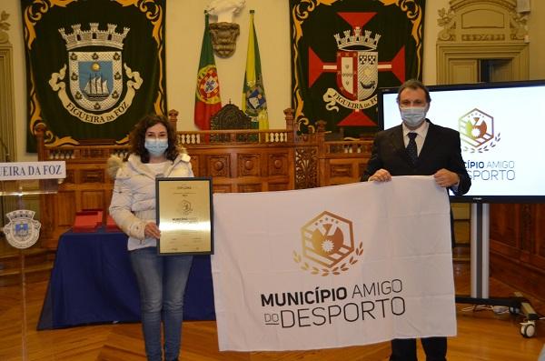 """Mira é novamente """"Municipio Amigo do Desporto"""""""