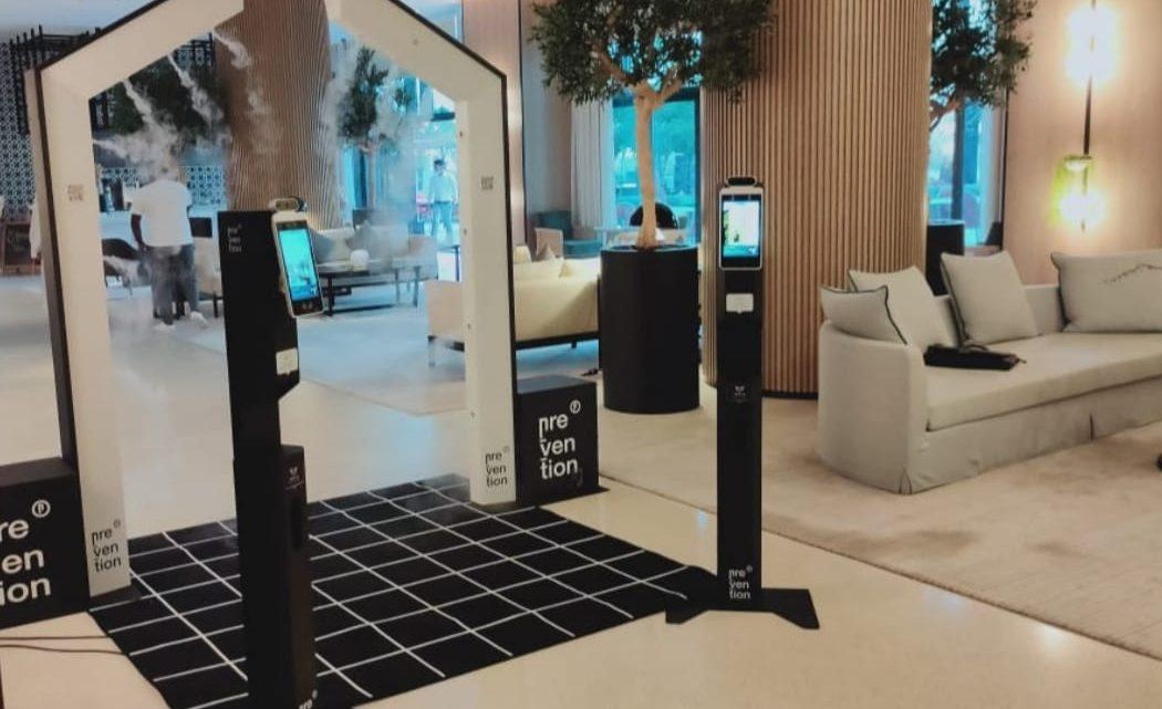 ECONOMIA/INOVAÇÃO/COVID-19: Hotéis Meliá apostam na prevenção da Covid-19 com soluções de empresa portuguesa