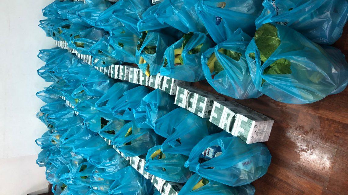 Ansião | Autarquia entrega cabazes aos alunos que usufruem de Ação Social Escolar