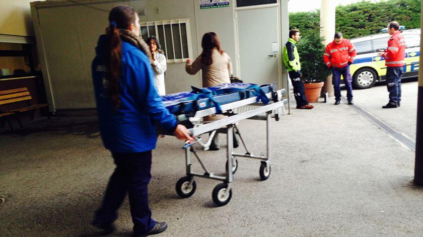 Surto no hospital de Torres Vedras com um total de 157 casos confirmados
