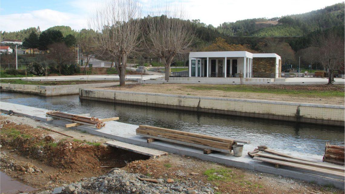 Proença-a-Nova | Obras transformam Praia Fluvial da Aldeia Ruiva