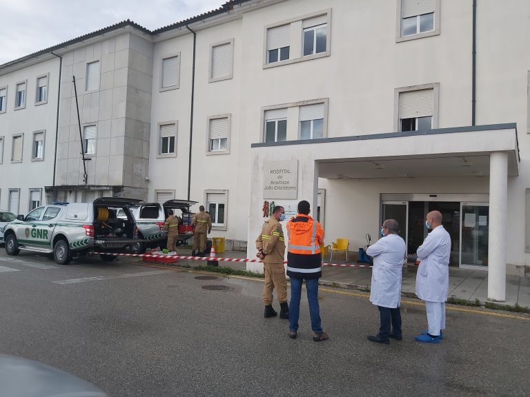 Hospital de Cantanhede aumentou número de cirurgias em fevereiro