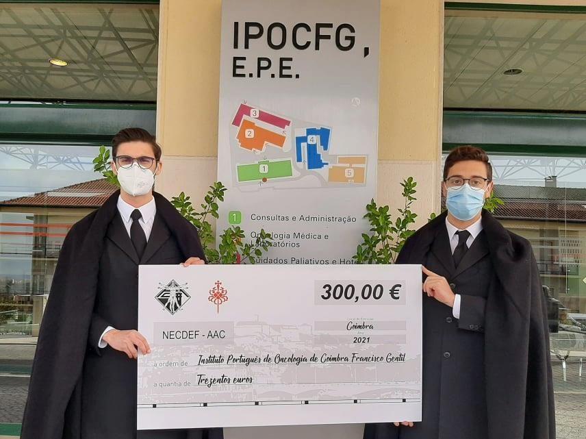 Núcleo de Estudantes organiza evento doando as receitas ao IPO de Coimbra