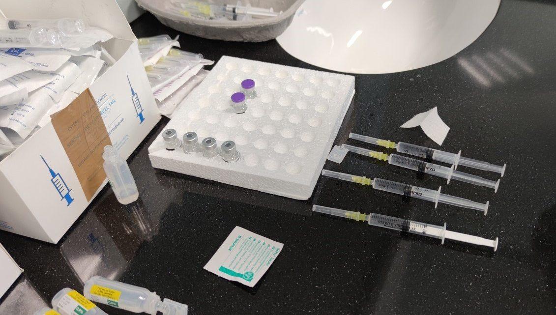 Ansião | Processo de vacinação arrancou hoje no concelho