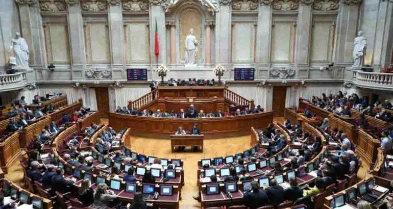 Parlamento autoriza renovação do estado de emergência até 16 de março