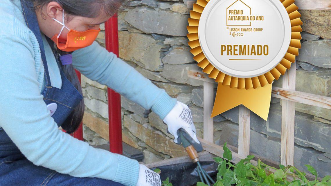 Proença-a-Nova | Município recebe prémio Autarquia do Ano com o projeto BioAromas Liis