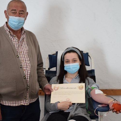 Portalegre | Arronches mobiliza 39 dadores de sangue