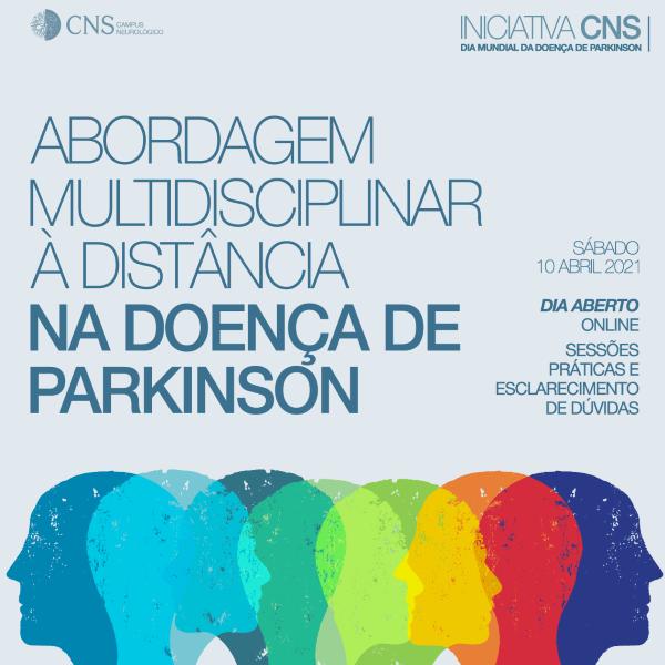 Iniciativa CNS | dia mundial da doença de Parkinson