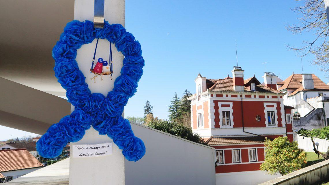 """Figueiró não esquece Laço Azul em 2021: O Azul funciona para mim como um constante lembrete/alerta para lutar pela proteção das crianças"""""""