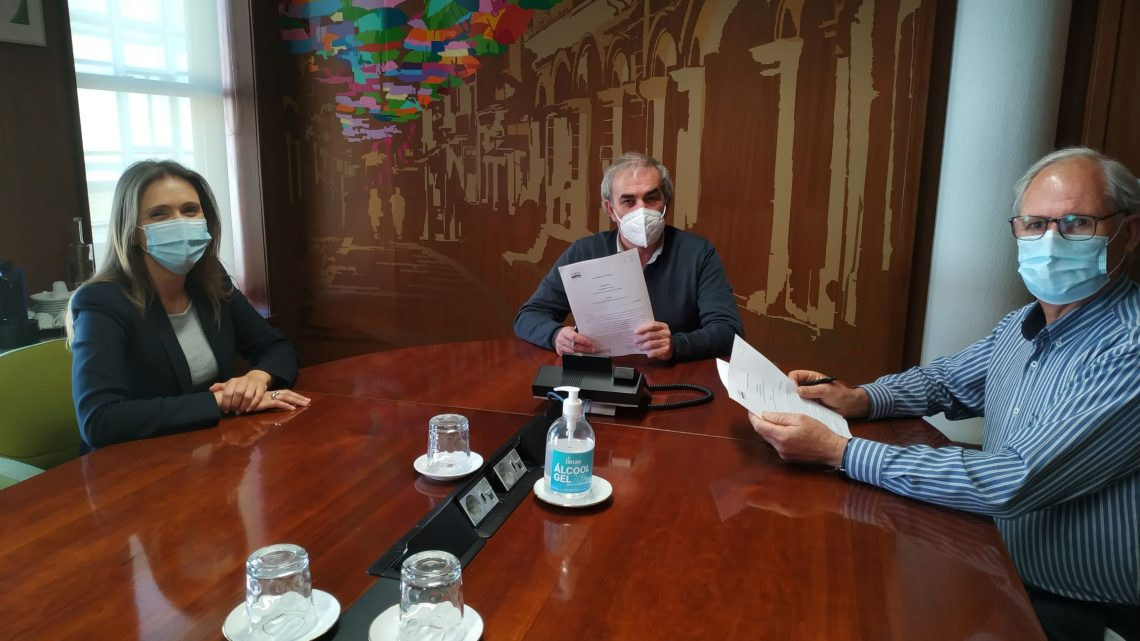 Câmara Municipal renova parceria com Associação Cultural dos Surdos de Águeda