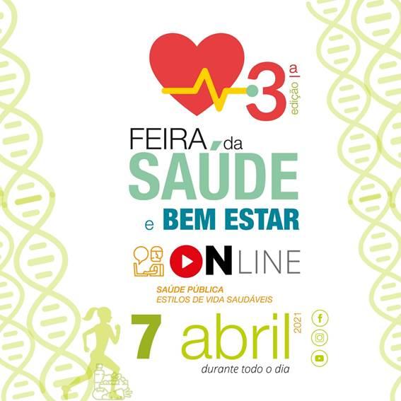 Porto de Mós   Feira da Saúde e Bem-estar Online – 3ª edição