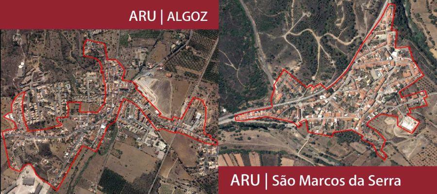 Algoz e São Marcos da Serra passam a ter áreas de reabilitação urbana